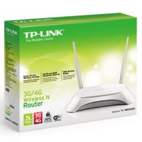 3G/3.75G Wireless N Router TP-Link TL-MR3420