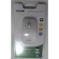 Wireless Optical Mouse Delux