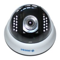 Camera CCTV Silicon RS-0926S-4 (indoor)
