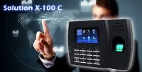 Jual Fingerprint Solution X-100 C